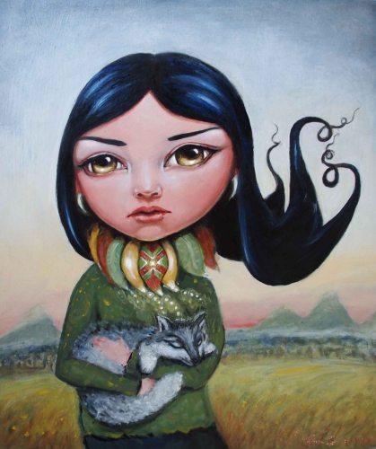 Ella Smethurst Painting